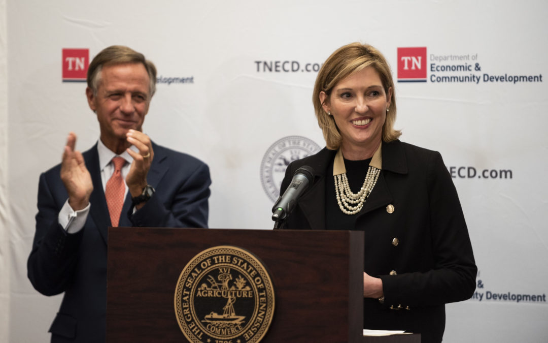 Tennessee's incentive agreement with Amazon