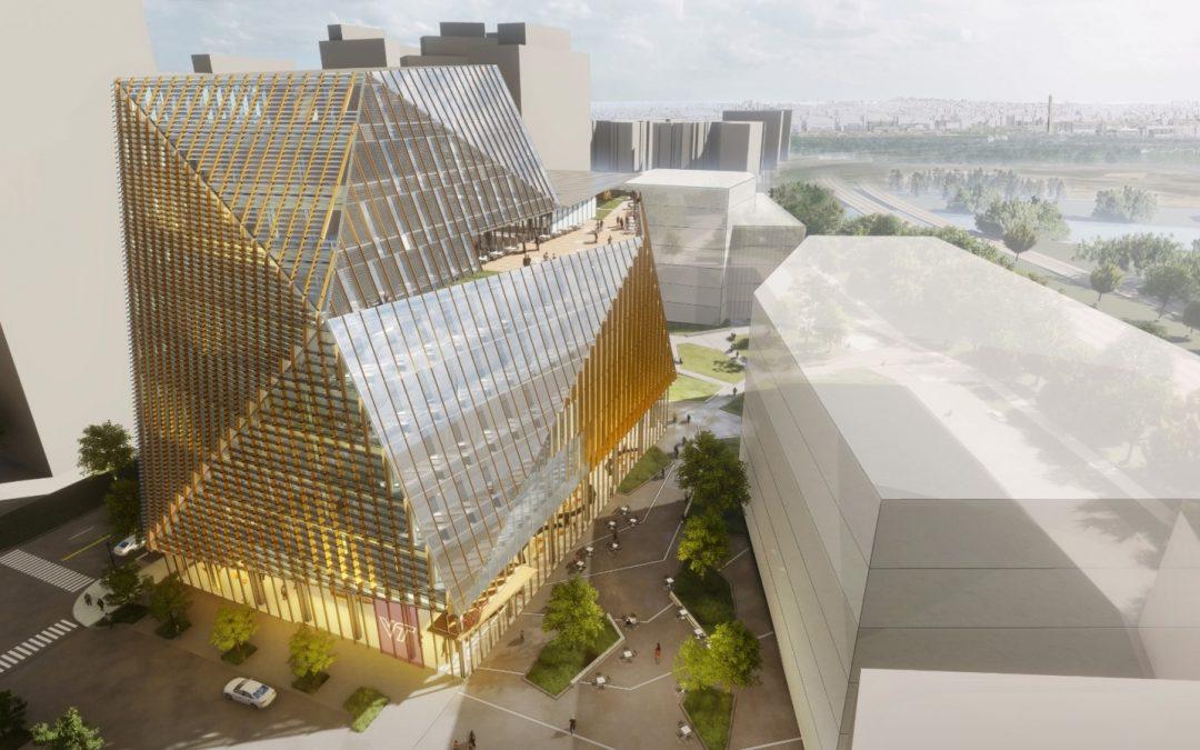City of Alexandria advances Virginia Tech Innovation Campus