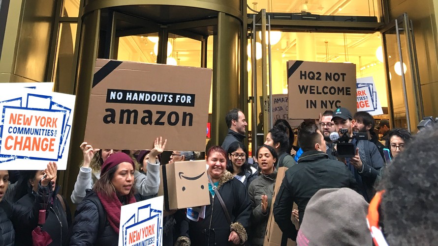 Amazon New York shows it's time to rebuild incentives
