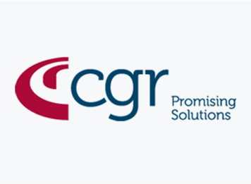 Official logo of Smart Incentives partner CGR