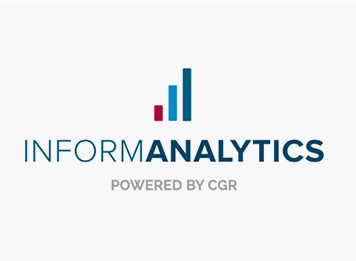 Official logo for informAnalytics by CGR a Smart Incentives partner